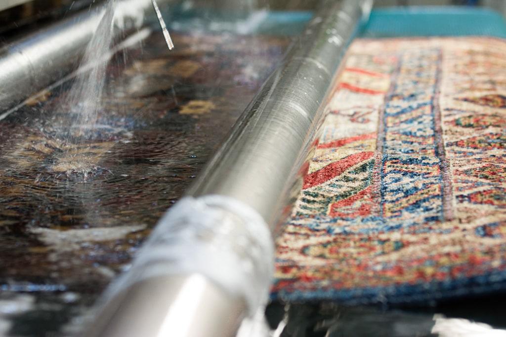 lavaggio tappeto bergamo